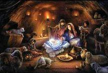 ❤️ Christmas / Christmas ❤️ / by 🍀Thérèse Martin 🍀