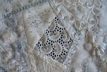 quilt and patchwork (Lappeteknikk)crazyquilt
