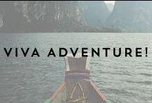 VIVA ADVENTURE! / Places to explore.