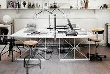 interior / workspace