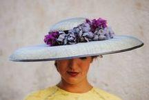 Ladies HANE / Looks de nuestras clientas con tocados, sombreros, diademas y demás complementos de Hane.