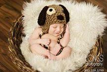 Long's Photography Newborn Portraits / Tallahassee newborn photographers Long's Photography display newborn baby photos, baby images and newborn baby ideas