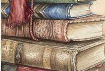 """Bøker, brev og ting med """"sjel"""""""