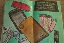 WreckthisJournal/ Mach dieses Buch fertig