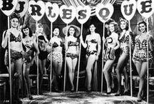 Burlesque / Inspirations billeder
