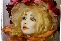 кукла ПИОН / про куклу и ее жизнь:))