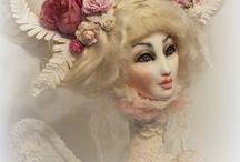 ФЕЯ РОЗЕТТА / Кукла ФЕЯ РОЗЕТТА. папье маше- флюмо, ткань. 2014г. высота 60 см  Розетта – садовая фея. Она заботится обо всех растениях. Старается всегда сохранять красоту, как в мире цветов, так и свою собственную. Очень щедрая и красивая фея, в трудную минуту всегда готова поддержать друзей.