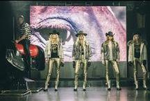 GOLDBERGH fashion show fw 2014/15 / GOLDBERGH fashion show fw 2014/15