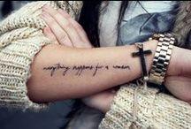 Tattoos / Tattoo designs and ideas...