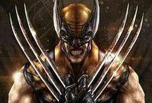 Super Heroes & Comics