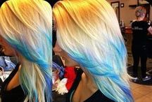 Colors / Beautiful hair colors.......