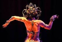 Oriental Dance / Bellydance, Tribal Fusion, American Tribal Style, Bollywood, Gypsy Dance, Odissi, Indian Dance & more...