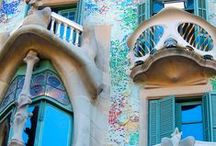 The Art of Antoni Gaudì