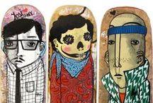 Skateboard & Snowboard Design