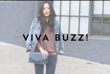 VIVA BUZZ! / These ladies have got STYLE!