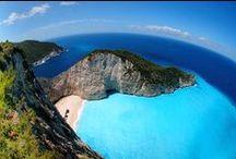 """Zakynthos Island / Η Ζάκυνθος, γνωστή και με το όνομα """"Τζάντε"""", ή Φιόρο του Λεβάντε είναι ένα από τα νησιά των Επτανήσων."""