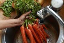 Gesunde Ernährung & Detox / Hier erwarten Sie gesunde Rezept-Ideen, Detox-Pläne und tolle Tipps aus dem freundin Food-Resort.