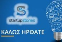 Startup Stories Interviews / Startup Stories Interviews