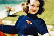 look fashion 1940s