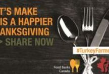 #TurkeyFarmersCare / #TurkeyFarmersCare is our commitment to add up to $2K to our $50K donation to @FoodBanksCanada. Please pin to your board.   / by Tasty Turkey