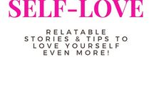 """Self-Love / All pins that lead to articles with the tag of """"Self-Love."""" This board is all about you and how to love every part of you!"""