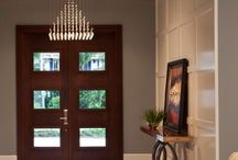 Entry Doors / Modern front doors