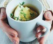 Tee & Kaffee / Hier finden Sie tolle Tee- und Kaffee-Rezepte sowie interessante Hintergrundinfos zu Ihren Lieblings-Heißgetränken
