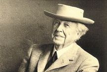 Frank Lloyd Wright / Frank Lloyd Wright was an American architect, interior designer, writer, and educator, who designed more than 1,000 structures, 532 of which were completed.