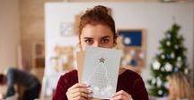 DIY Ideen für Weihnachten / Die schönsten Bastel- und DIY-Anleitungen für die Weihnachtszeit