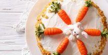Ostern mal anders / In diesem Jahr wird Ostern ganz besonders schön: Mit selbstgemachter Oster-Deko, den besten Backrezepten, süßen Osterhasen-Cakepops, Möhren-Muffins und einem einfachen Rezept für den Spiegeleikuchen.