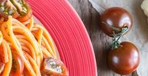 Pasta-Rezepte / Die besten Rezepte für leckere Nudeln - ob als One Pot Pasta, Low Carb Pasta, Low Fat Pasta oder Klassiker.