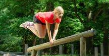 Workout im Freien / Egal ob bei kalten Temperaturen im Winter, im Sommer, wenn es draußen richtig warm ist, oder auch im Frühling und Herbst: Workout im Freien macht nicht nur Spaß, sondern ist auch besonders effektiv - für Körper und Geist.