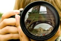 """<3 PARIS <3  / """"Il n'y a que deux endroits au monde où l'on puisse vivre heureux:  chez soi et à Paris"""" (Ernest Hemingway)"""