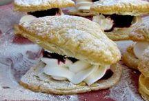 hojaldres y empanadas / #partymeals recetas con hojaldres, pastas quebradas, dulces y saladas, ideales para eventos, comidas y celebraciones