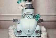 Decorated Cakes, fondant cakes, all fondant, ideas, inspiration ,step by step, party, girl,boy / decorated,cakes,ideas, ideas con fondant, inspiraciones.Paso a paso #stepbystep, #fodantcakes