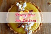 Dairy free, Sin lactosa #dairyfree #receipes #easy #funny / meals, dessert, dinner, Recetas dulces y saladas sin Lácteos #dairyfreereceipes #sweet #breakfast
