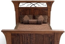 Bungalow Furniture Collection / Our line of bungalow furniture is crafted from solid hardwood and features hand forged hardware. It is crafted to be passed down for many generations. Almost any piece of bungalow furniture can been made a custom size. / by Woodland Creek Furniture