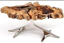 Unique Coffee Tables / Woodland Creek Furniture offers very distinct and unique coffee tables in many styles to fit any decor. Find that perfect coffee table to accent your living room! / by Woodland Creek Furniture