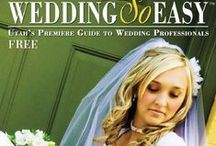 Book Covers Photos - Wedding So Easy / Covers of our books – Wedding So Easy – Utah's Premiere Wedding Professionals & Planning Guide.  Click on the image to View the book online!