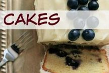Cakes,plumcakes, cheesecakes (sin fondant) / cakes, easy cakes, cakes with chocolate, cakes with fruits, cakes for all people, cakes with siropes, no fondant cakes,