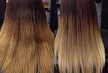 Wasp hair wasphair on pinterest before and afters by wasp these are before and after shots looks created by pmusecretfo Image collections