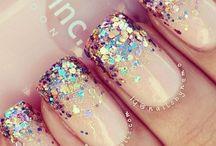 glamorous nails!