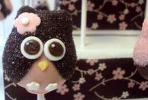 pops #cakepops / ideales para hacer con peques Cake pops decorados y sin decorar