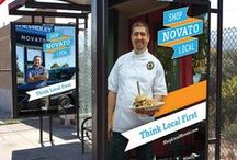 Our Local Initiative / See some of the things the City of Novato, the Novato Chamber of Commerce and the Downtown Novato Business Association are doing to ramp up our city!