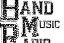 BandMusicRadio.com pages