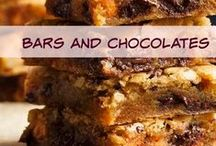 Bars and chocolates / Bars, chocolates, fudges, easy, recipes,baking, mousses