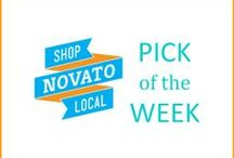 Pick of the Week / Each week Shop Local Novato features a story on a local business. To read the whole story, click on the image or visit http://shoplocalnovato.com/news-events/.