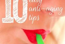 anti-aging / helpful tips and ideas about anti-aging prevention
