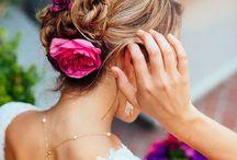 Gelin Saçı/Bride's Hair / www.dugunedogru.com evlilik hazırlıkları portalımızın resmi pinterest hesabıdır.