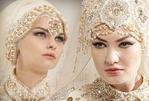 Tesettür Gelinlik/Hijab Wedding Gown